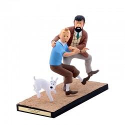 "Fariboles Moulinsart Tintin - ""Moule à Gauffre"""