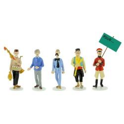 Pixi Moulinsart Tintin - Muskar XII