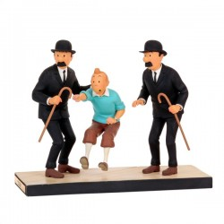 "Fariboles Moulinsart Tintin - ""Comme on se retrouve"""