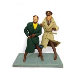 Fariboles Jacobs Blake et Mortimer - Blake & Mortimer