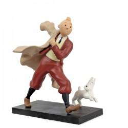 Leblon Moulinsart Tintin - Tintin reporter