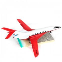 Véhicule Moulinsart Tintin - Avion Carreidas Jet 160