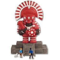 Pixi Moulinsart Tintin - L'Idole du Temple du Soleil