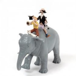 Pixi Moulinsart Tintin - Collection Classique - Eléphant Cigares