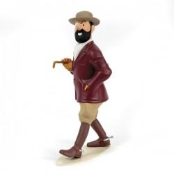 Leblon Moulinsart Tintin - Haddock cavalier