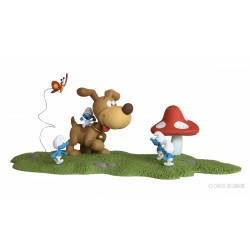 Fariboles Peyo Schtroumpfs - Puppy