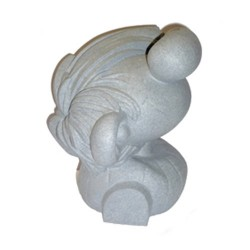 Leblon Delienne Franquin Gaston - Buste Gaston Lagaffe (monochrome)