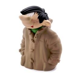 Leblon Delienne Franquin Gaston - Buste Gaston en duffle-coat (polychrome)
