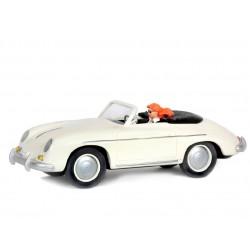 Aroutcheff Berthet Pin-up - Porsche 356 Speedster cabriolet