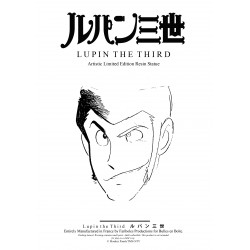 Fariboles Monkey Punch - Lupin the Third (Part II) / Edgar de la Cambriole