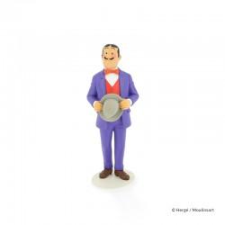 Figurine Moulinsart Tintin - Séraphin Lampion (Musée Imaginaire)