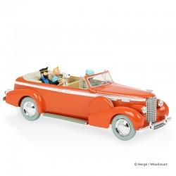 Véhicule Moulinsart Tintin - Le taxi de New-Delhi Tibet (Echelle 1/24)