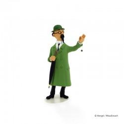 Figurine Moulinsart Tintin - Tournesol pendule (Musée Imaginaire)