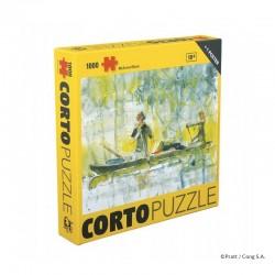 Puzzle Corto Maltèse - Puzzle Mémoire 1988 (1000 pièces)