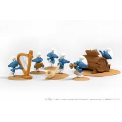 Fariboles Peyo Schtroumpfs - Orchestre des Schtroumpfs 3