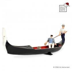 Pixi Pratt Corto Maltese - Corto en gondole