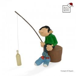 Leblon Delienne Franquin Gaston - Gaston pêcheur