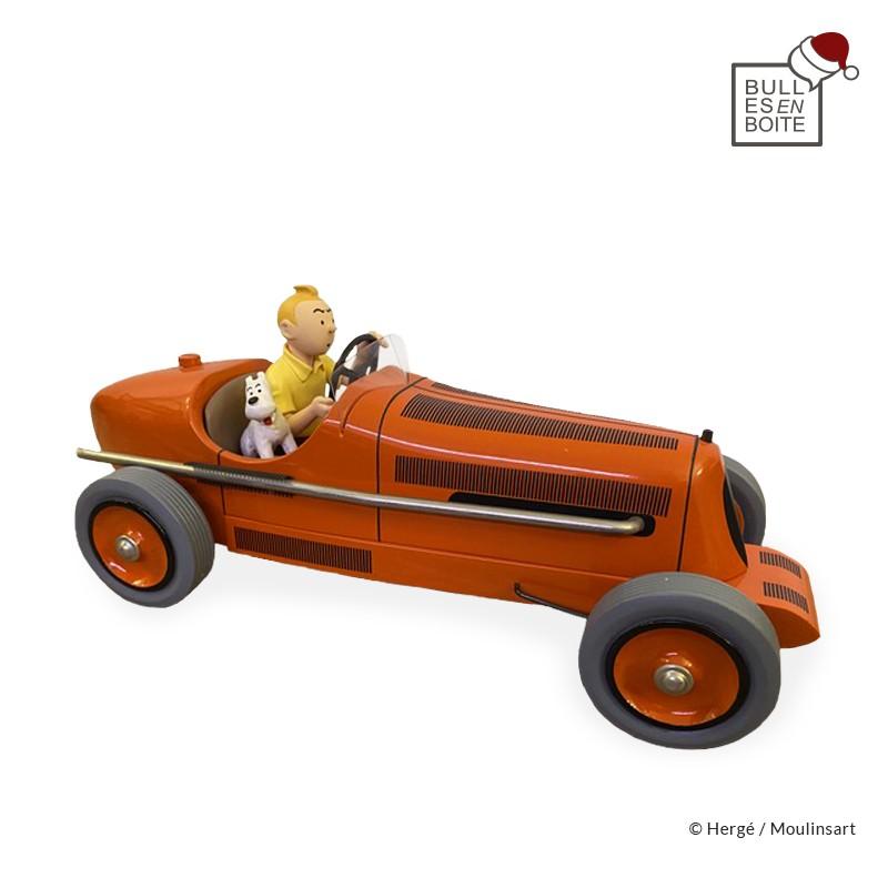 Aroutcheff Moulinsart Tintin - Amilcar Cigares du Pharaon
