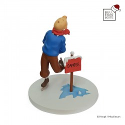 Leblon Moulinsart Tintin - Tintin danger