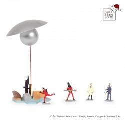Pixi Jacobs Blake et Mortimer - Le robot de la police
