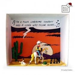 Pixi Morris Lucky Luke - Lucky Luke image de fin
