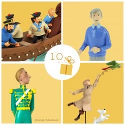 Pixi Moulinsart Tintin - Hergé, le créateur de Tintin