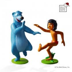 Pixi Walt Disney Mickey - Mowgli et Baloo