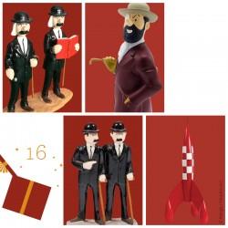 Pixi Moulinsart Tintin - Dupont et Dupond