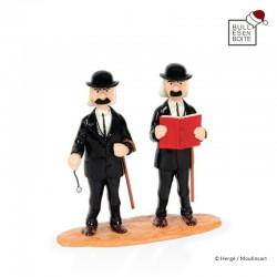 Pixi Moulinsart Tintin - Les Dupondts dans le désert