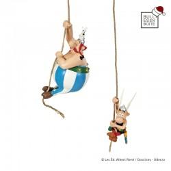 Pixi Uderzo Astérix - Astérix et Obélix corde