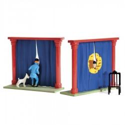 Pixi Moulinsart Tintin - Collection Classique - La salle d'opium