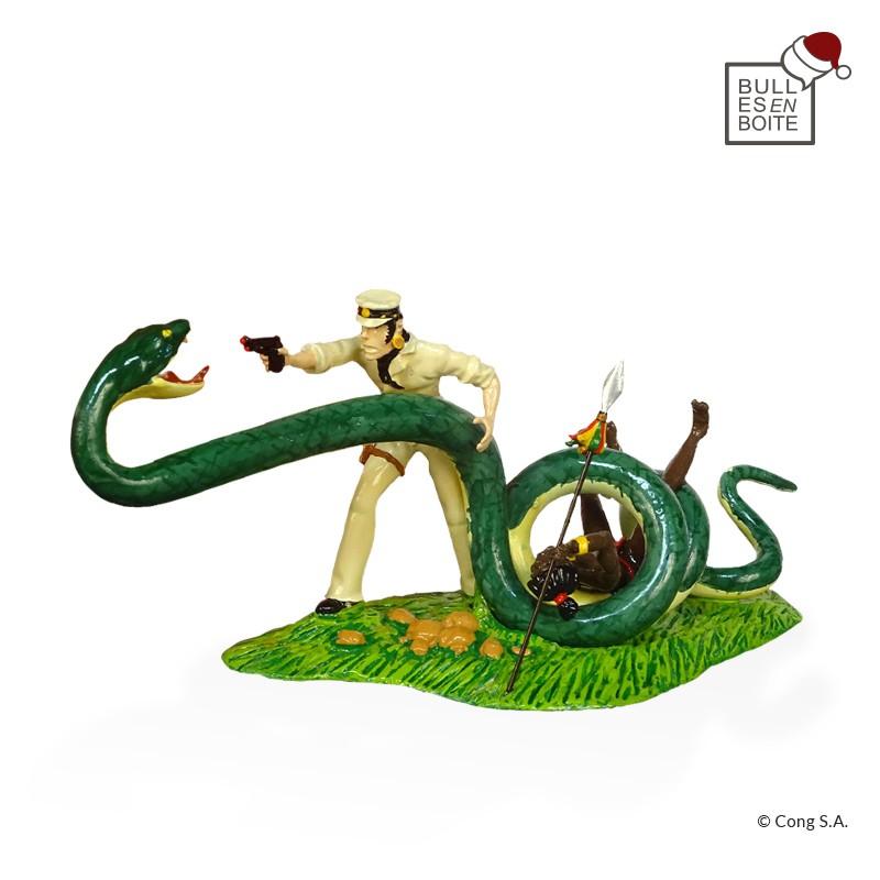 Pixi Pratt Corto Maltèse - Corto Maltèse et l'Anaconda