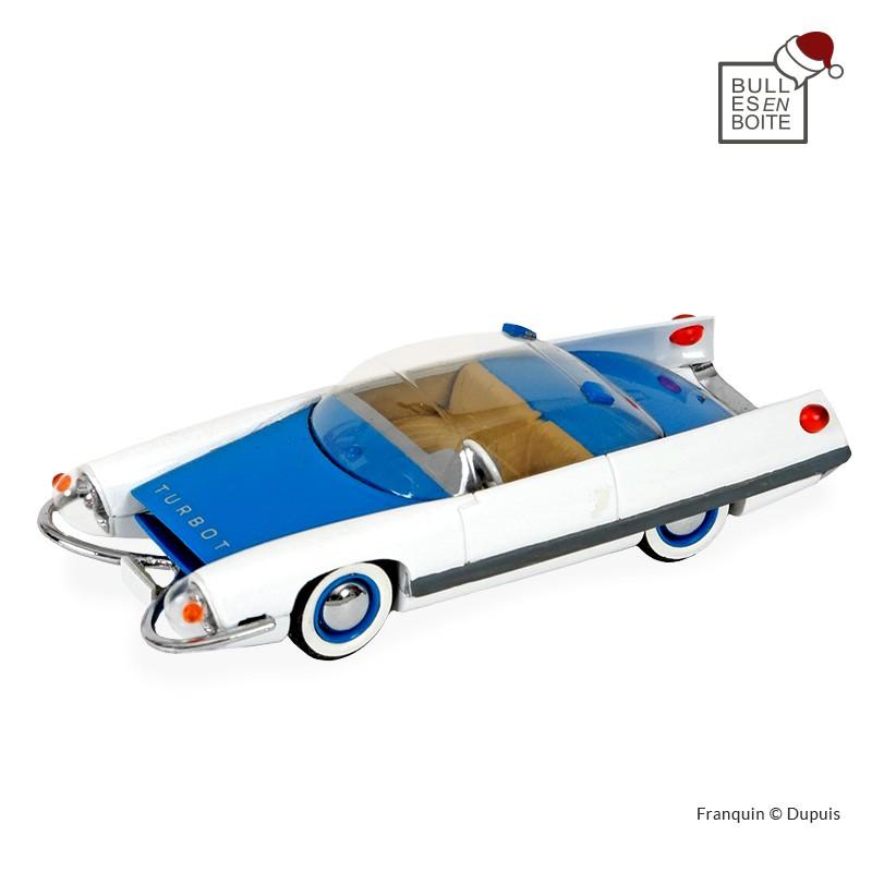Idem Franquin Spirou - Turbotraction 2