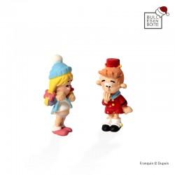 Leblon Delienne Petit Spirou Tome & Janry - Petit Spirou et Suzette nombril
