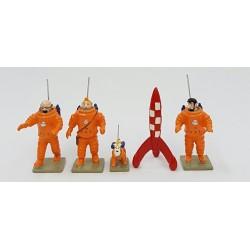 Pixi Moulinsart Tintin - Mini-série On a marché sur la lune