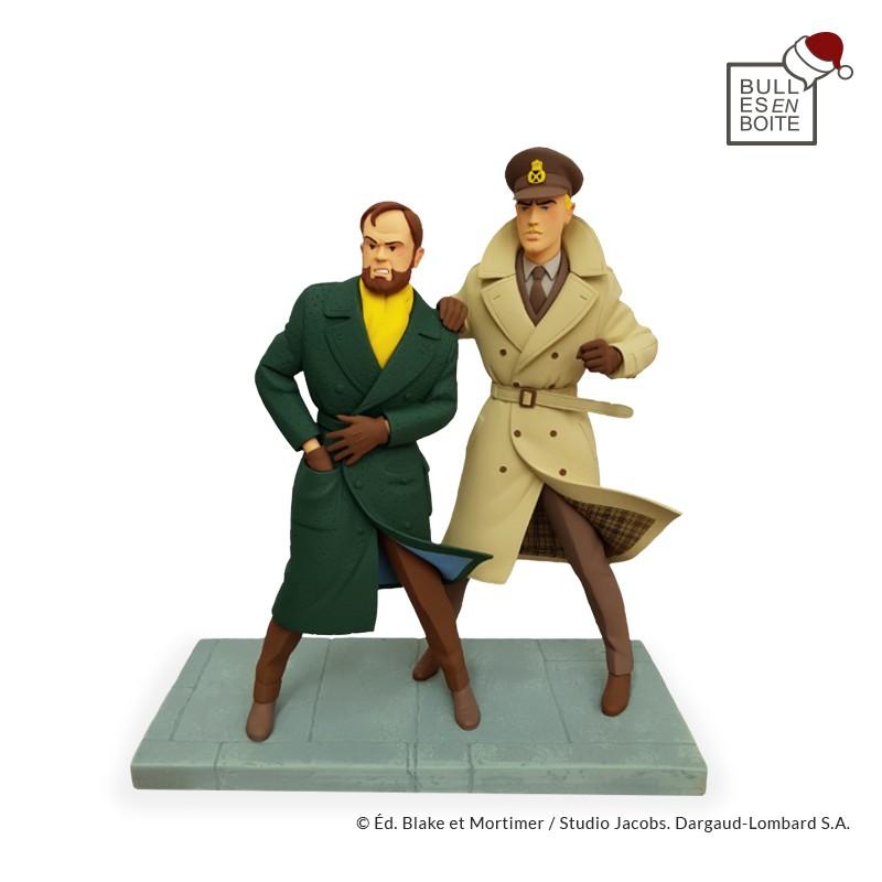 Fariboles Jacobs Blake et Mortimer - Blake & Mortimer Marque Jaune