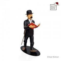 Leblon Moulinsart Tintin - Dupond livre