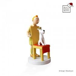Pixi Moulinsart Tintin - Tintin et Milou Roi