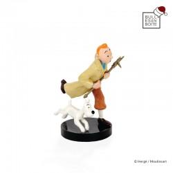 Pixi Moulinsart Tintin - Tintin Sceptre et Milou