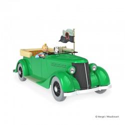 Véhicule Moulinsart Tintin - L'automitrailleuse (Echelle 1/24)
