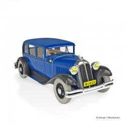 Véhicule Moulinsart Tintin - La voiture pour Nankin (Echelle 1/24)