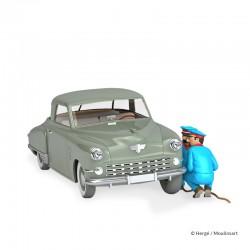 Véhicule Moulinsart Tintin - La Studebaker du Garage Simoun (Echelle 1/24)