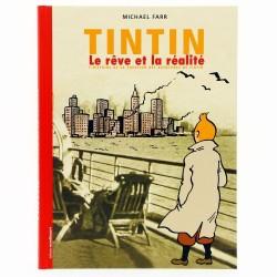 Livre Moulinsart - Tintin, le rêve & la réalité