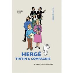 Livre Moulinsart -  Tintin, Hergé, et compagnie