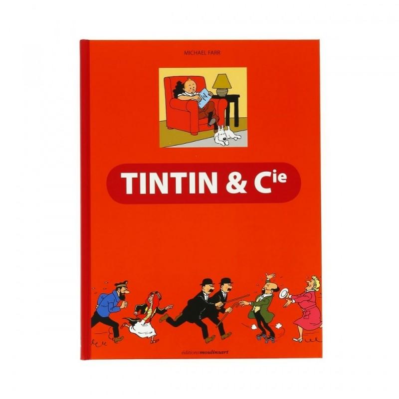 Livre Moulinsart - Tintin & Cie