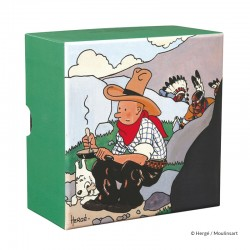 Moulinsart Tintin - Tintin en Amérique VO