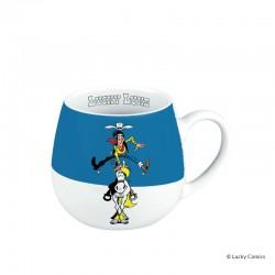 Koenitz Morris Lucky Luke - Mug LL et Jolly Jumper