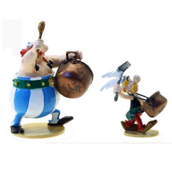 Pixi Uderzo Astérix - Astérix et Obélix, la batterie de casseroles