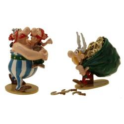 Pixi Uderzo Astérix - Astérix, Obélix et son cousin Amérix
