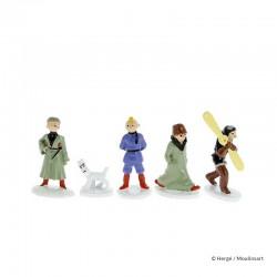 Pixi Moulinsart Tintin - Mini-série Tintin Soviets couleur